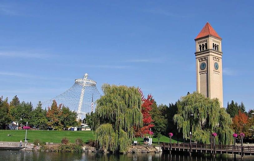 Riverfront Park Spokane