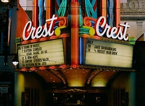 The crest Sacramento